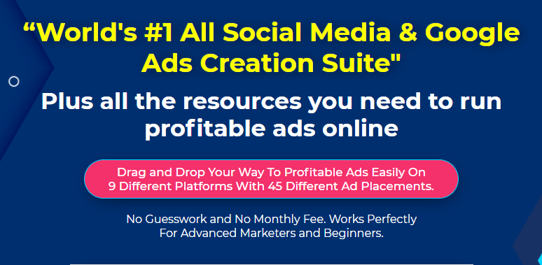 Adsly Ads Creation Software & OTO Review by Reshu Singhal