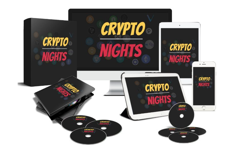 Crypto Nights PLR Review & OTO by Michel Sirois