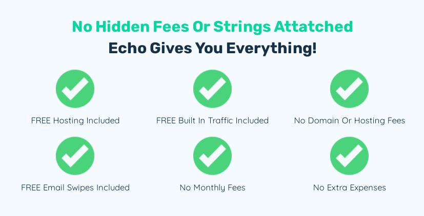 Echo Software System & OTO Review by Shawn Josiah