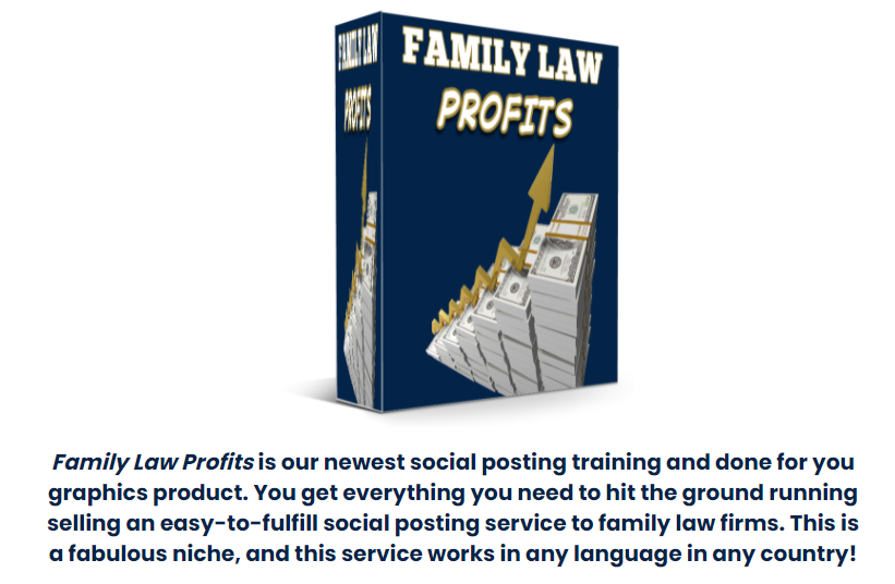 Family Law Profits Training & OTO Review by Lee Cole