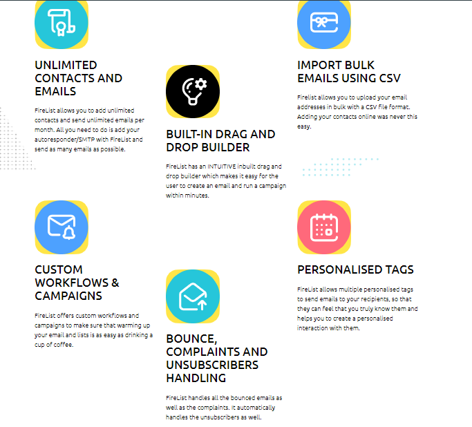 FireList Email Marketing Software & OTO Review by Madhav Dutta