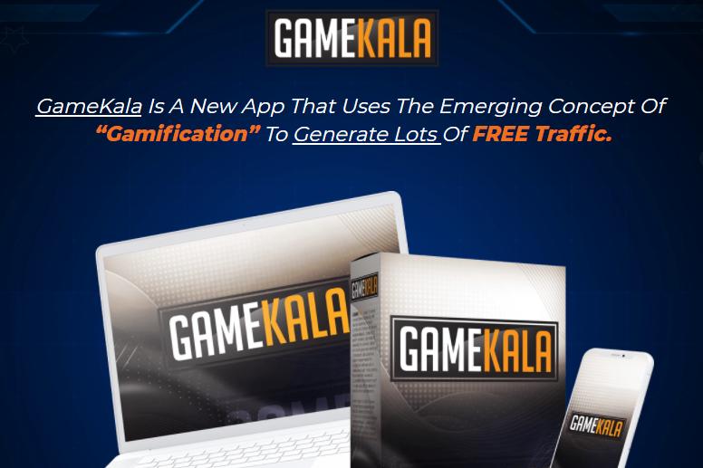 Gamekala Software Review & OTO by Yves Kouyo