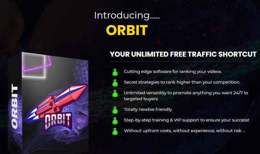 ORBIT Youtube SEO App Review & OTO by Justin Chase