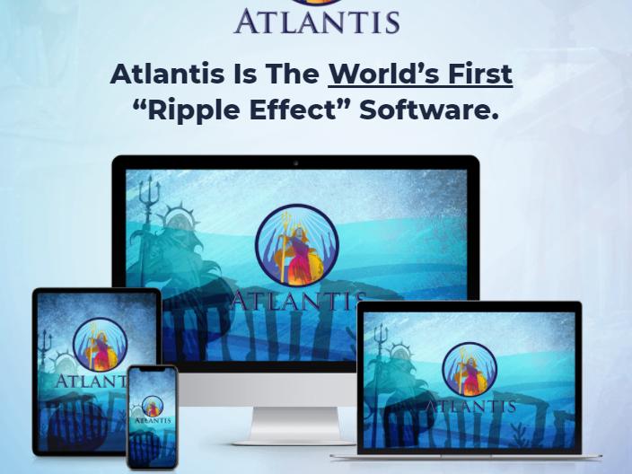 Atlantis App OTO & Review by Digital Dames