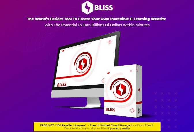 Bliss App OTO & Review by Daniel Adetunji