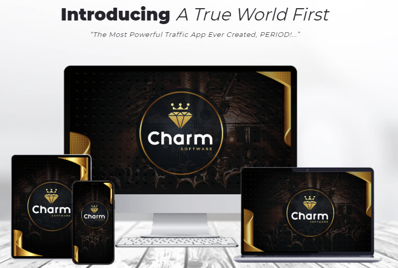 Charm Pro App OTO & Review by Billy Darr