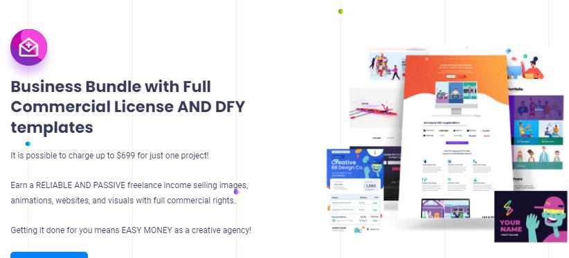 Creative Agency FX PRO OTO & Review by Azam Dzulfikar