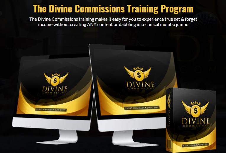 Divine Commissions PRO OTO & Review by Philip Johansen3