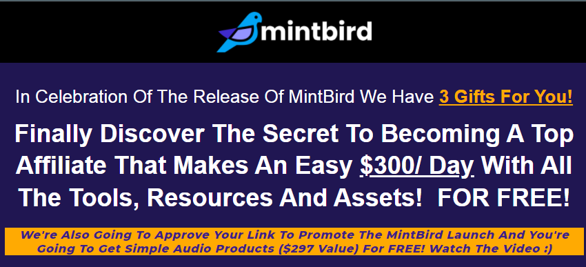 MintBird PRO Software OTO & Review by Simon Warner