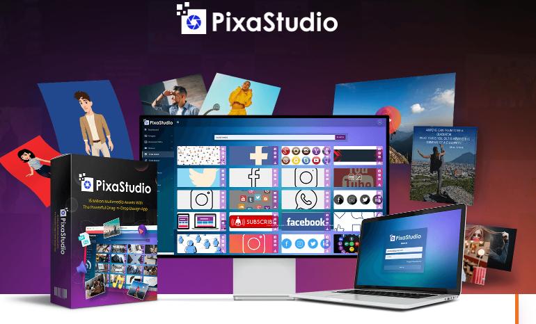 PixaStudio PRO Software OTO & Review by IMReviewSquad