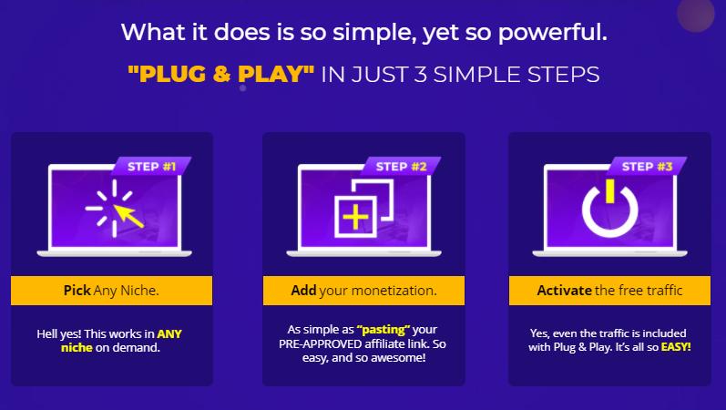 Plug & Play Profits OTO & Review by Tom E
