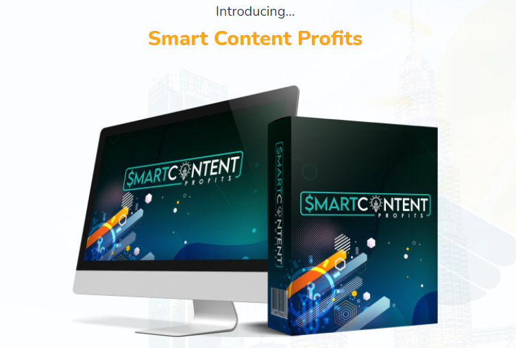 Smart Content Profits PRP OTO & Review by Paul OKeeffe
