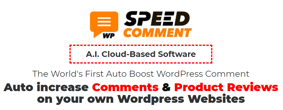 Speed Comment Plugin OTO & Review by Thomas Lee
